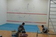 Hatalı Üretilen Squash Kort Örnekleri