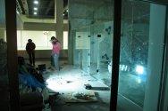 İnnovia Yeşil inşaat squash kortu yapım projesi