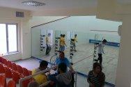 Squash Odası Yapımı